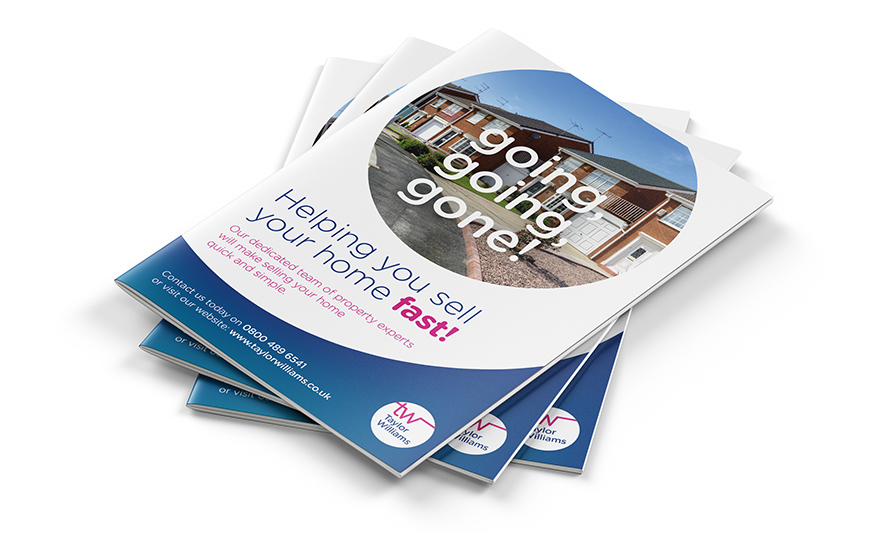 Brochure Printing For Estate Agents